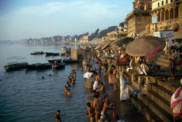 Varanasi Ghats:ニュース(壁紙.com)