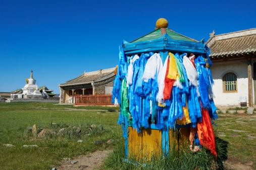 Orkhon Valley「Mongolia, Kharkhorin, Erdene Zuu Monastery」:スマホ壁紙(13)