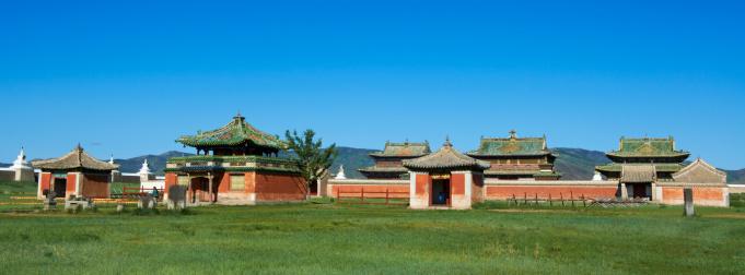 Orkhon Valley「Mongolia, Kharkhorin, Erdene Zuu Monastery」:スマホ壁紙(10)