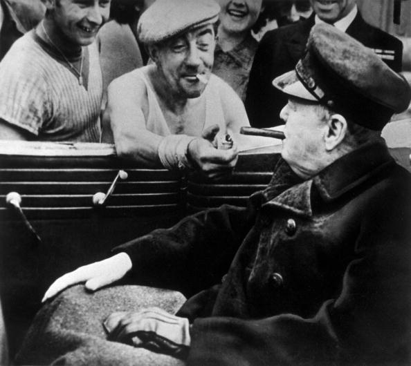 France「Churchill's Cigar」:写真・画像(7)[壁紙.com]