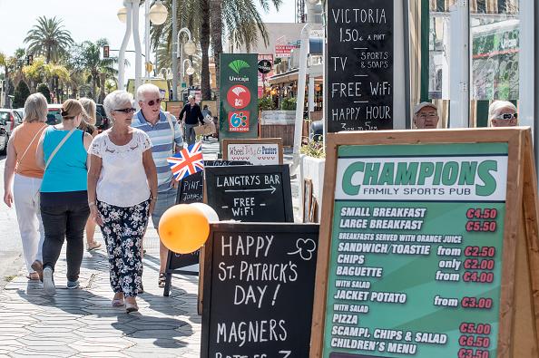 People「EU Referendum - UK Expat Communities Living In Spain」:写真・画像(7)[壁紙.com]