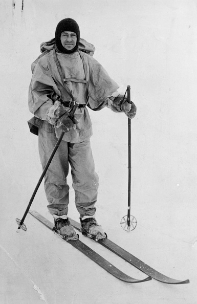 Ski Pole「Robert Falcon Scott」:写真・画像(6)[壁紙.com]
