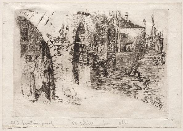 Etching「Chioggia」:写真・画像(4)[壁紙.com]