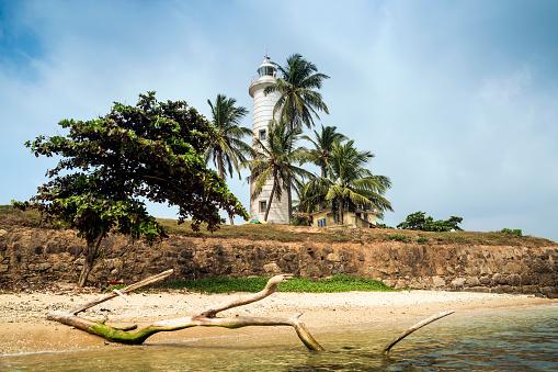 Sri Lanka「Galle lighthouse, Southern Province, Sri Lanka」:スマホ壁紙(8)