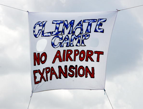 Environmental Issues「Heathrow Protestors Join Camp For Climate Action」:写真・画像(16)[壁紙.com]