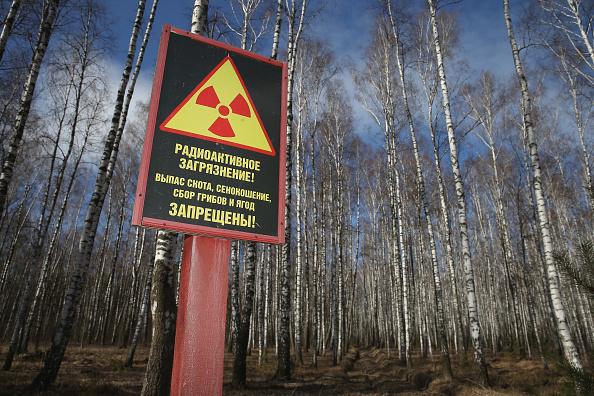 Unhygienic「30 Years Since Chernobyl Contamination Remains A Silent Threat」:写真・画像(17)[壁紙.com]