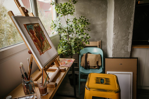 Workshop「Art studio」:スマホ壁紙(3)