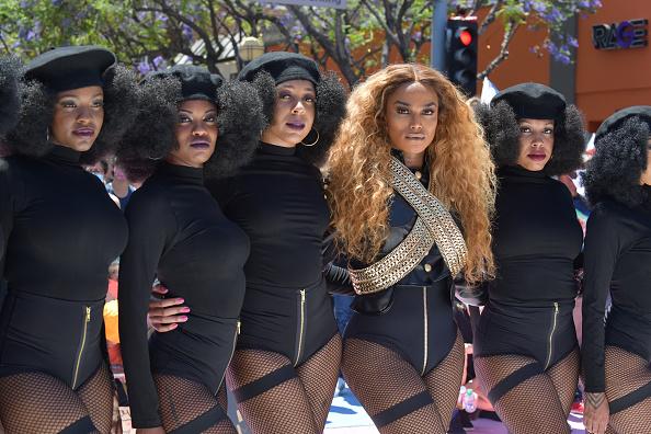 Hollywood - California「All Black Lives Matter Solidarity March」:写真・画像(0)[壁紙.com]