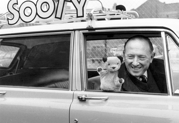 Puppet「Sooty Car」:写真・画像(10)[壁紙.com]
