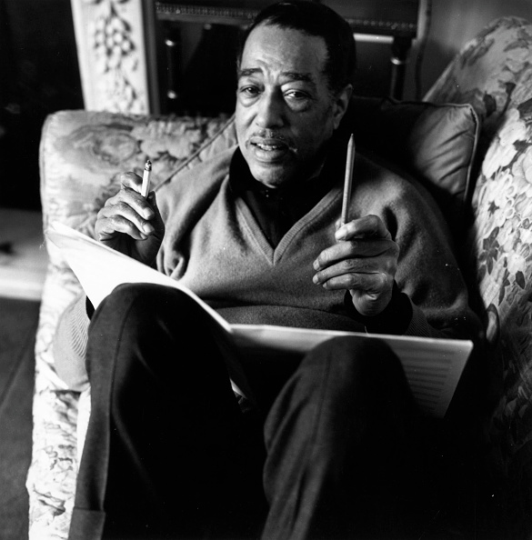 Pencil「Duke Ellington」:写真・画像(16)[壁紙.com]