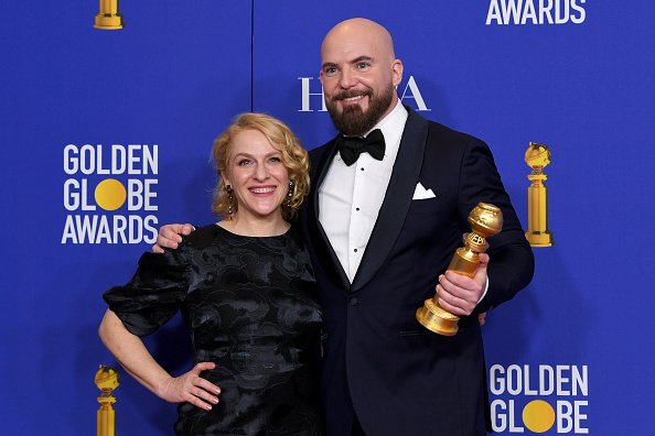 Connection「77th Annual Golden Globe Awards - Press Room」:写真・画像(5)[壁紙.com]