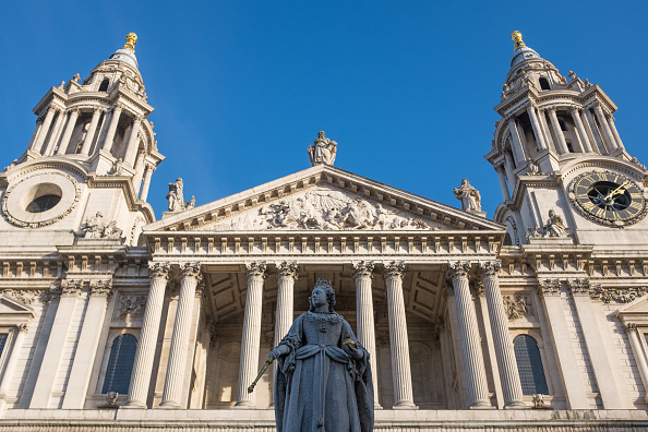 Church「St Paul's Cathedral」:写真・画像(2)[壁紙.com]