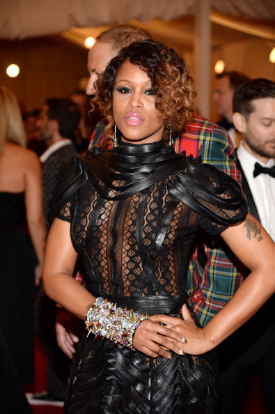 "Spiked「""PUNK: Chaos To Couture"" Costume Institute Gala」:写真・画像(3)[壁紙.com]"