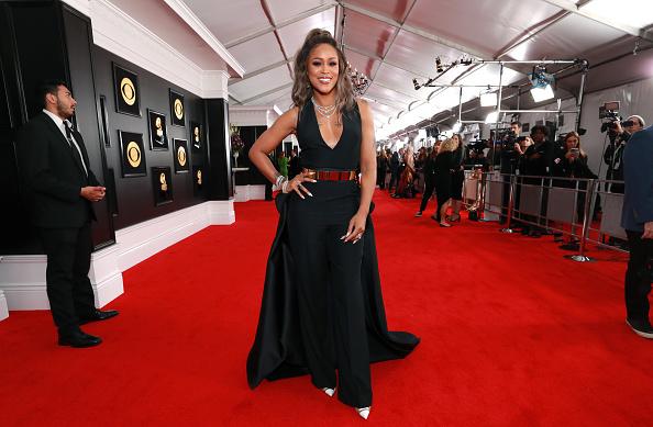 グラミー賞「61st Annual GRAMMY Awards - Red Carpet」:写真・画像(13)[壁紙.com]