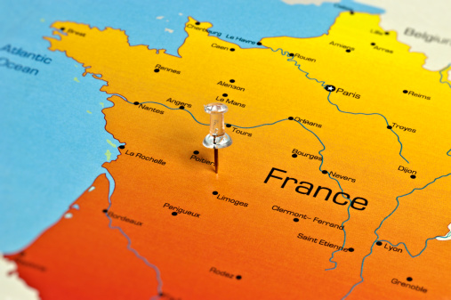 France「France Map」:スマホ壁紙(15)