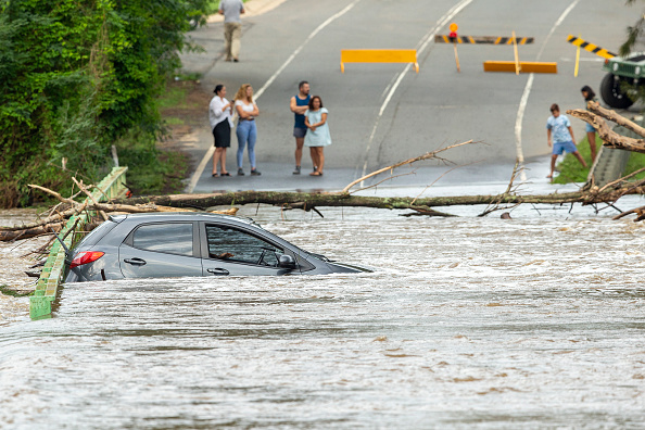 Weather「Sydney Dam Levels Rise To Above 60 Per Cent Following Weekend Deluge」:写真・画像(2)[壁紙.com]