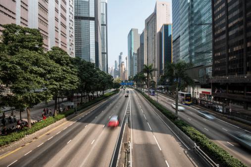 City Life「Hong Kong street view」:スマホ壁紙(2)