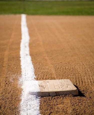 野球「3 ベース」:スマホ壁紙(11)