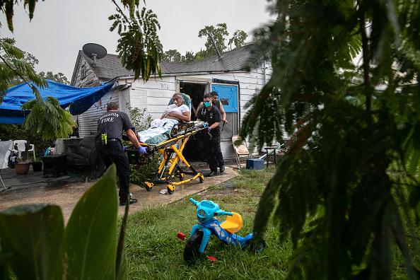 Mexico「Houston Fire EMS Faces Continued Surge Of Coronavirus Cases」:写真・画像(9)[壁紙.com]