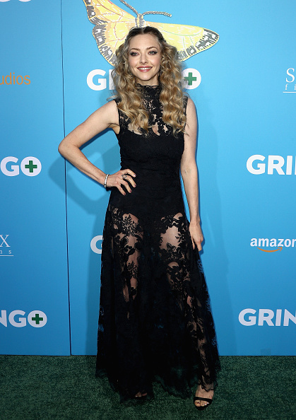 "Amanda Seyfried「Premiere Of Amazon Studios And STX Films' ""Gringo"" - Arrivals」:写真・画像(12)[壁紙.com]"