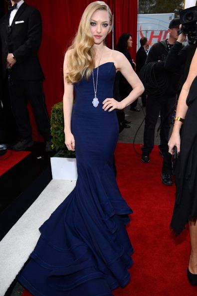 Blue Dress「19th Annual Screen Actors Guild Awards - Red Carpet」:写真・画像(11)[壁紙.com]