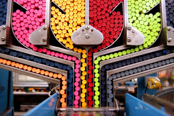 Crayon「Binney and Smith Celebrates 100 Years Of Crayola」:写真・画像(0)[壁紙.com]