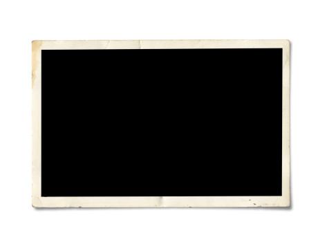 Antique「Blank photo paper」:スマホ壁紙(7)