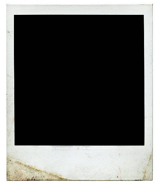 Blank photo 1970s (Authentic polaroid with lots of details):スマホ壁紙(壁紙.com)