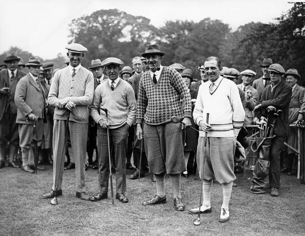 ゴルフ「Britain V USA」:写真・画像(9)[壁紙.com]