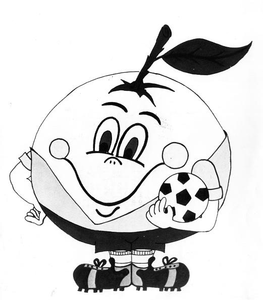 キャラクター「Naranjito」:写真・画像(10)[壁紙.com]