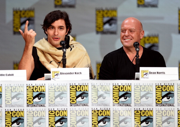 """Ethan Miller「CBS """"Under The Dome"""" Panel & Exclusive Sneak Preview - Comic-Con International 2014」:写真・画像(5)[壁紙.com]"""