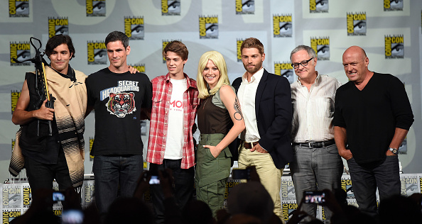 """Ethan Miller「CBS """"Under The Dome"""" Panel & Exclusive Sneak Preview - Comic-Con International 2014」:写真・画像(14)[壁紙.com]"""