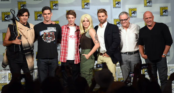 """Ethan Miller「CBS """"Under The Dome"""" Panel & Exclusive Sneak Preview - Comic-Con International 2014」:写真・画像(13)[壁紙.com]"""