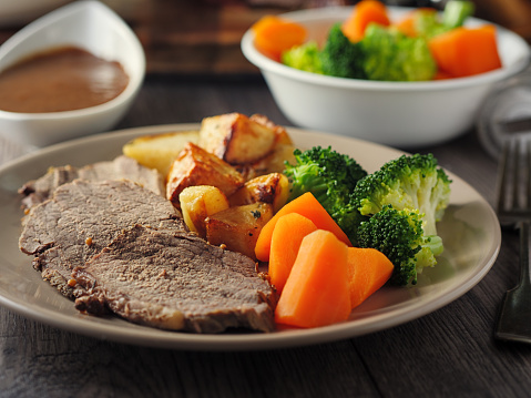 Gravy Boat「British Roasted beef dinner」:スマホ壁紙(16)