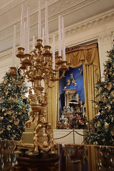 マツ科「Holiday Decorations On Display At The White House」:写真・画像(3)[壁紙.com]