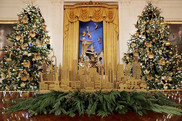 マツ科「Holiday Decorations On Display At The White House」:写真・画像(4)[壁紙.com]