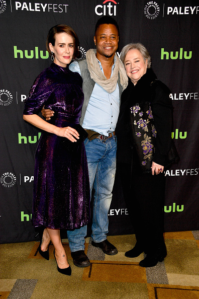 "Paley Center for Media「The Paley Center For Media's 34th Annual PaleyFest Los Angeles - ""American Horror Story: Roanoke"" - Arrivals」:写真・画像(7)[壁紙.com]"