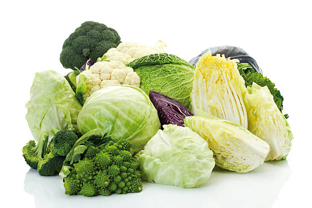 Cabbages, close-up:スマホ壁紙(壁紙.com)