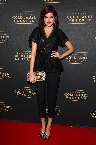 Black Shoe「Johnnie Walker Gold Label Reserve And Rankin Launch Search For A New Generation Of Rising Stars At Vanity Fair Party In Venice」:写真・画像(9)[壁紙.com]