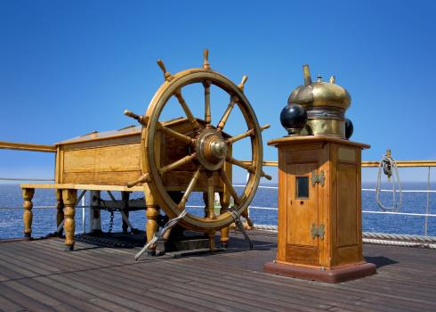Rudder「Ships Helm Wheel」:スマホ壁紙(17)