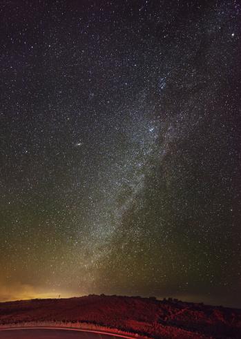 星空「Milky Way ハワイ」:スマホ壁紙(1)