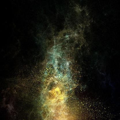 Smoke - Physical Structure「Smoke 01」:スマホ壁紙(4)