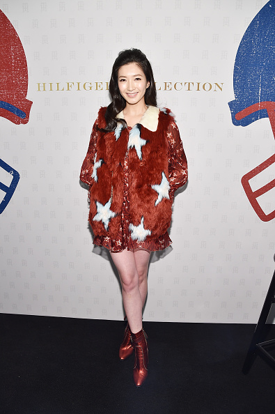 Star Shape「Tommy Hilfiger Women's Collection - Backstage - Mercedes-Benz Fashion Week Fall 2015」:写真・画像(17)[壁紙.com]