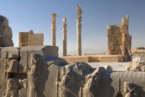 Iranian Culture「Persepolis, Iran」:スマホ壁紙(3)