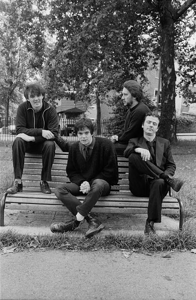 Bench「The Stranglers」:写真・画像(4)[壁紙.com]