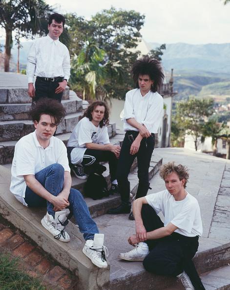 モダンロック「The Cure in Brazil」:写真・画像(13)[壁紙.com]