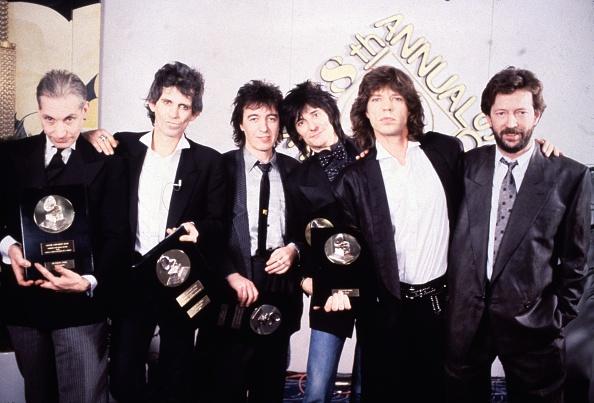 グラミー賞「Rolling Stones And Eric Clapton」:写真・画像(16)[壁紙.com]