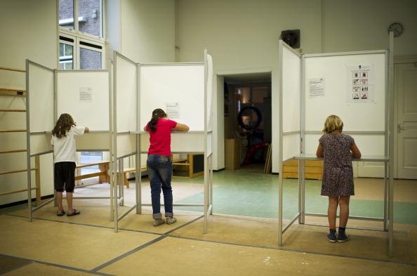 Utrecht「Dutch Prepare For Elections」:写真・画像(0)[壁紙.com]