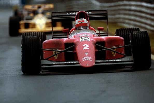 ナイジェル・マンセル「Nigel Mansell, Grand Prix Of Canada」:写真・画像(19)[壁紙.com]