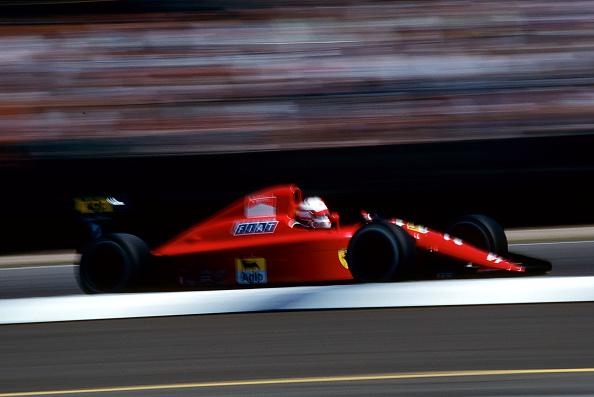 ナイジェル・マンセル「Nigel Mansell, Grand Prix Of Great Britain」:写真・画像(17)[壁紙.com]
